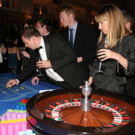 Fun casino birthdays parties