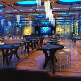 European Fun Casino Hire