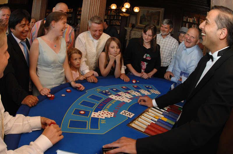 blackjack hands revealed