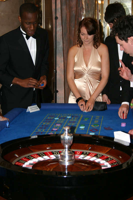 Casino Party Roulette