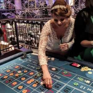 casino weddings