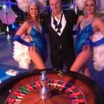 American Roulette And Casino Girls
