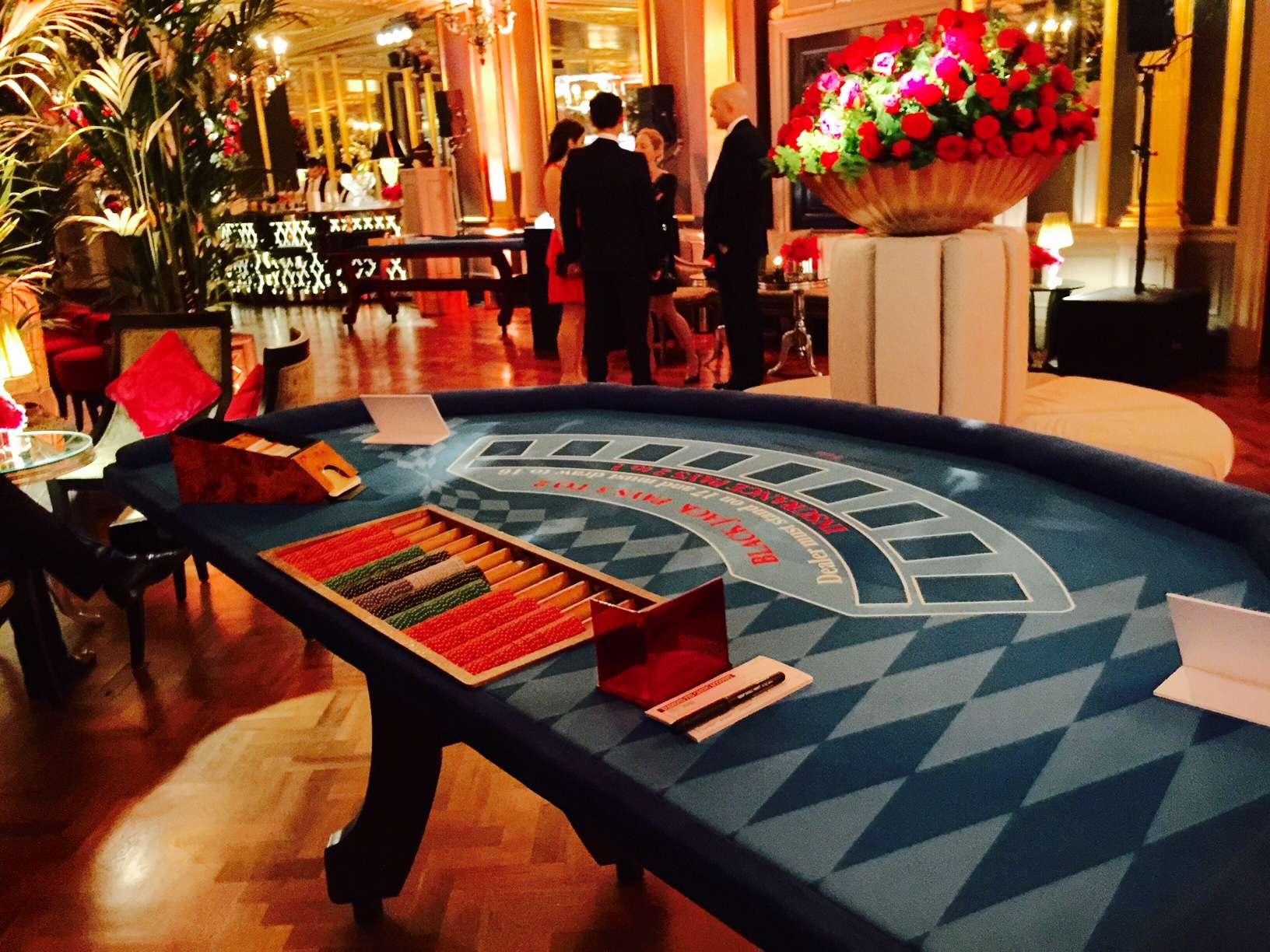 casino for hire london