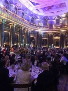 Casino hire Plaisterers Hall in the City of London