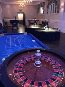 fun-Casino party hire in North London