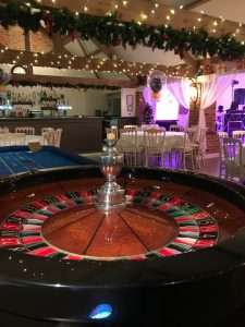 Roulette hire at private party London