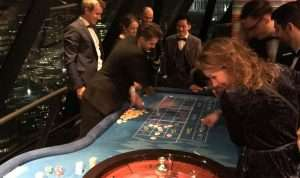 Outstanding Casino hire service