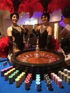 fun casino hire in Essex, London and UK
