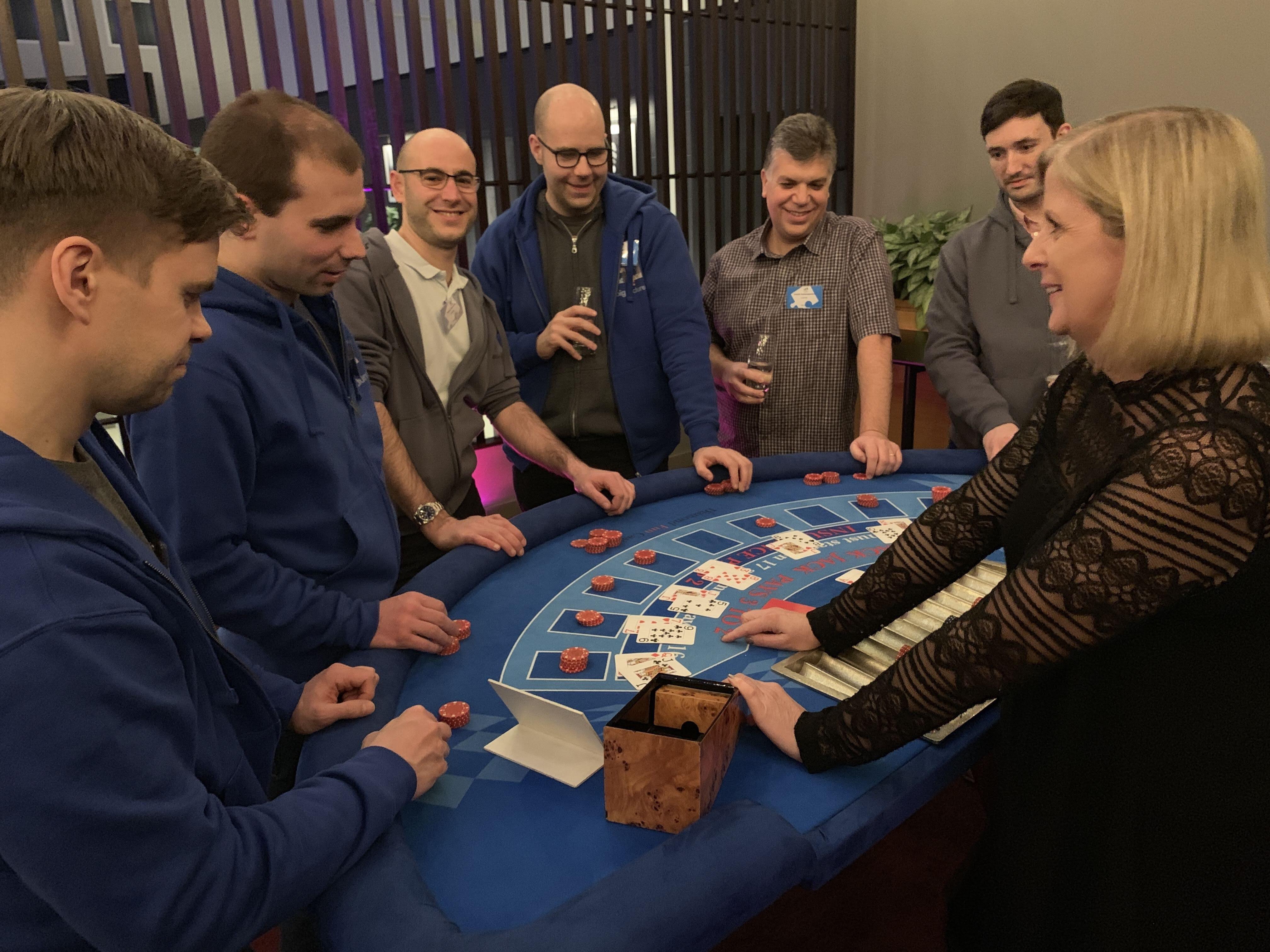 fun casino professionals