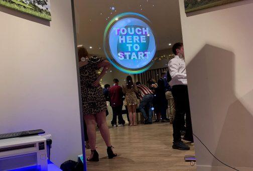 mirror x touch to start